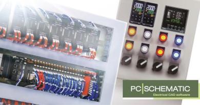 Slika Enostavna zasnova električne napeljave za  panelne rešitve