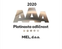 Platinasta odličnost AAA