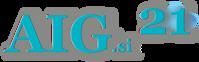 Vabilo na spletno konferenco AIG'21 - 8. april 2021