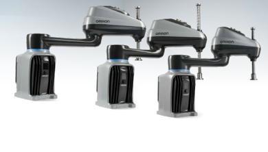 Slika Nova generacija OMRON SCARA robotov serij i4L in i4H